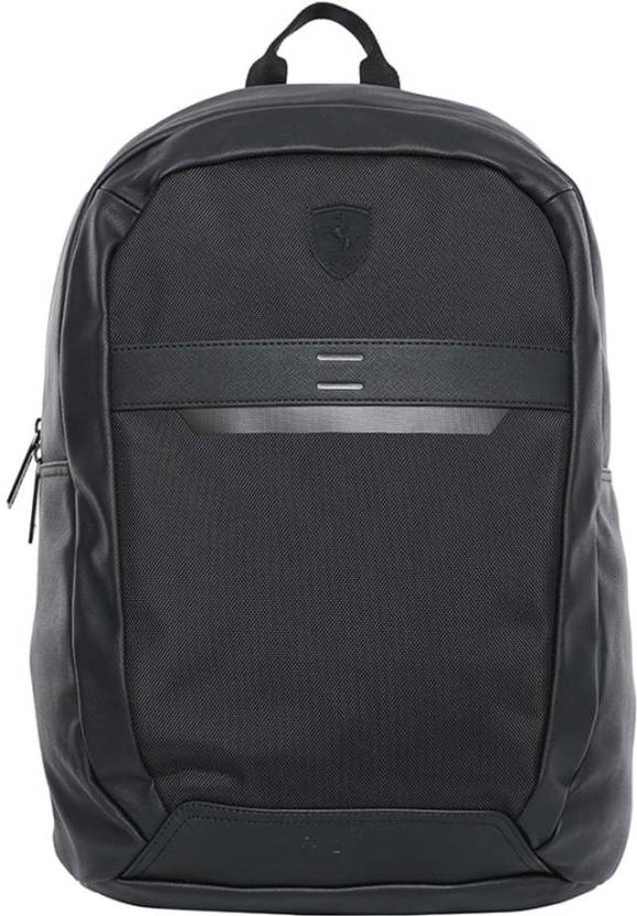 Puma Ferrari LS Backpack Backpack (Black bcda00504