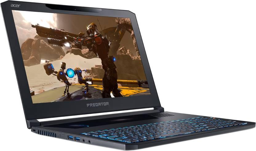 Acer Predator Triton 700 Core i7 7th Gen - (16 GB/1 TB SSD/Windows 10 Home/8 GB Graphics) PT715-51 Laptop(15.6 inch, Black, 2.6 kg)