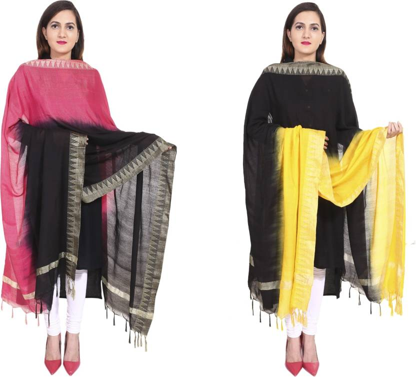 08d37a8cb1 Zaributi Viscose Self Design Women's Dupatta - Buy Zaributi Viscose ...