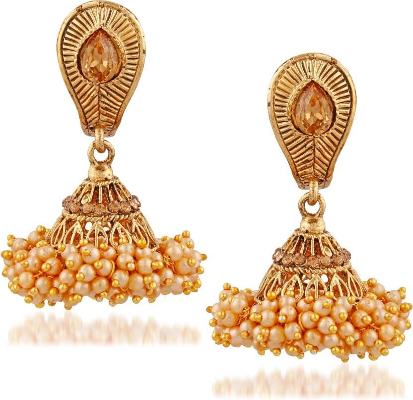 Flipkart.com - Buy Meenaz Fashion Jewellery Traditional Gold ...