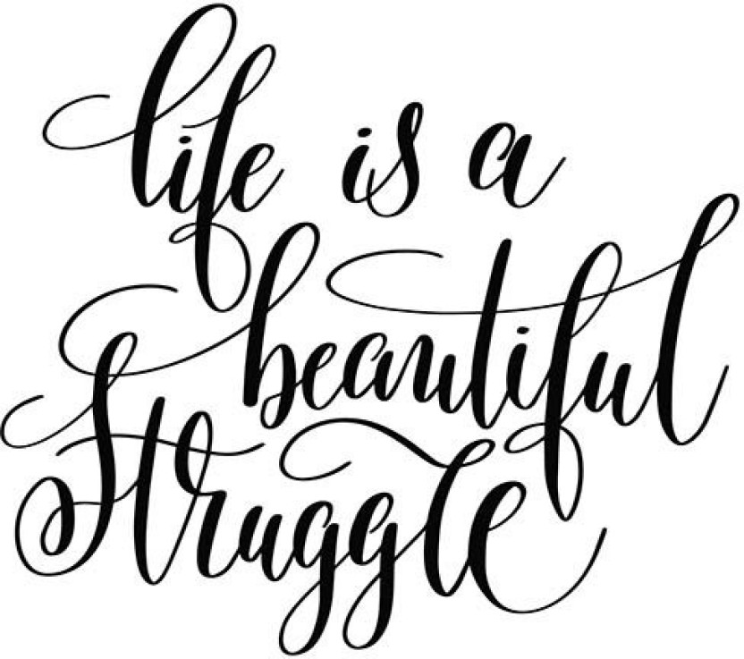 Image of: Sayings Posters Life Is Beautiful Struggle Quote Printed Poster Funny Poster Inspirational Posters Flipkart Posters Life Is Beautiful Struggle Quote Printed Poster Funny