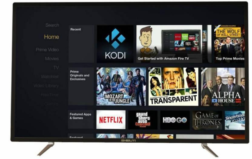 Shibuyi 106.68cm (42 inch) Full HD LED Smart TV  (42S-SA)