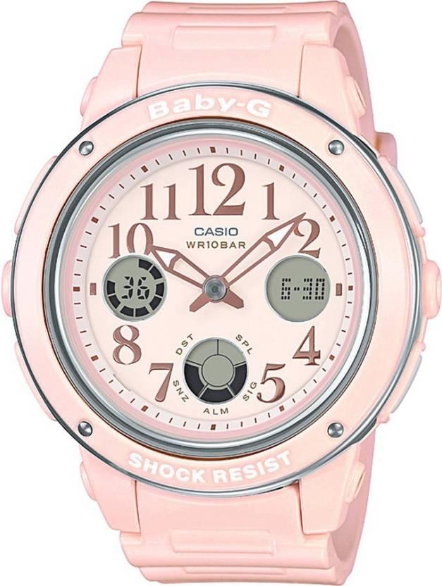 0314302390fa Casio B163 Baby-G Watch - For Women - Buy Casio B163 Baby-G Watch - For  Women B163 Online at Best Prices in India