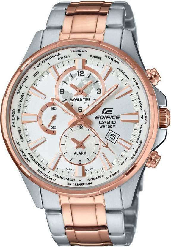 e303522d9 Casio EX294 Edifice Watch - For Men - Buy Casio EX294 Edifice Watch - For  Men EX294 Online at Best Prices in India | Flipkart.com