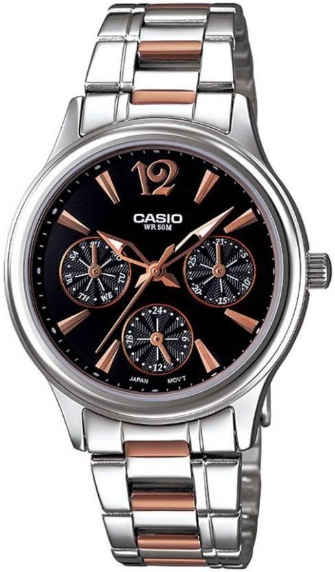 Casio A846 Enticer Ladies Watch  - For Women