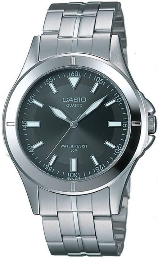 Casio A345 Enticer Men Watch  - For Men