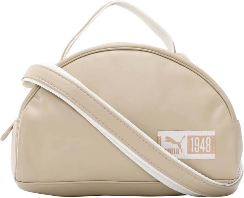 a6c1ec5c7d Puma Prime Mini Grip P Travel Duffel Bag Safari-Marshmallow - Price ...