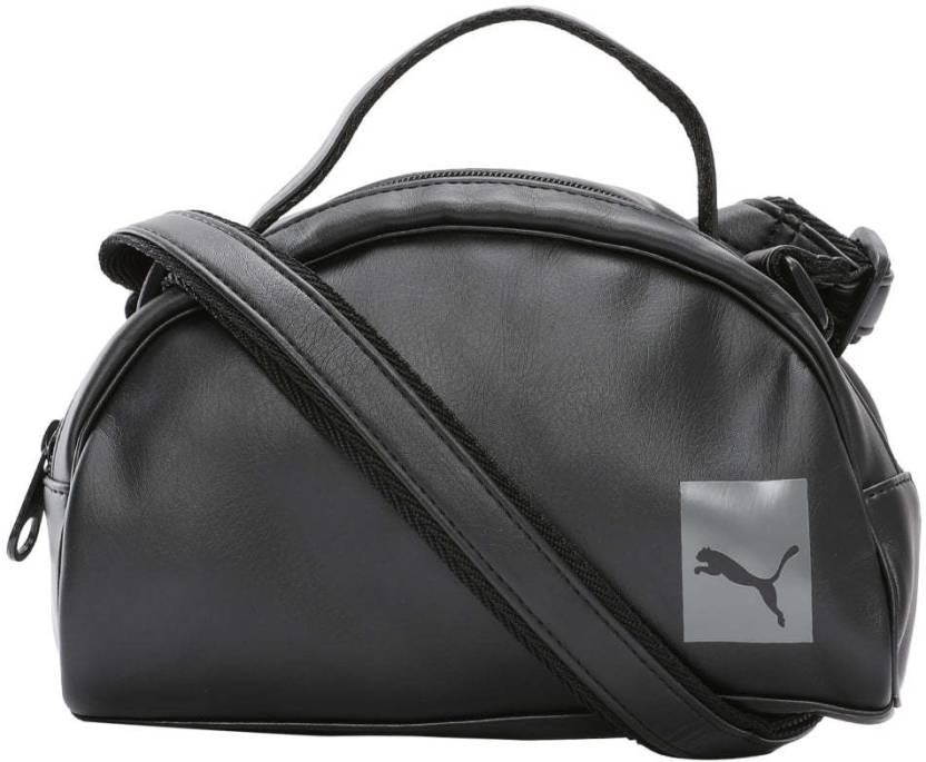 a2b6820867 Puma Prime Mini Grip P Travel Duffel Bag Black - Price in India ...