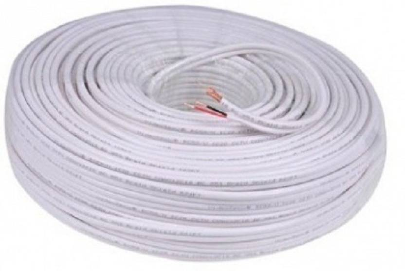 swaggers COPPER 0.5 sq/mm White 100 m Wire Price in India - Buy ...