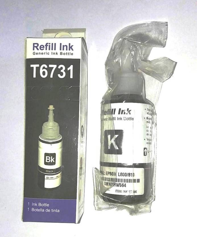 SHREE PARSHV COMPATIBLE INK FOR EPSON L800 / L805 / L810
