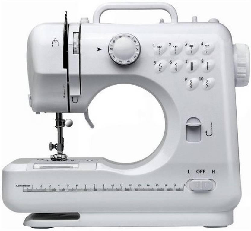Wishpool Mini 40 Stitches Embroidery Sewing Machine Price In India Inspiration Sewing Machine Price Flipkart