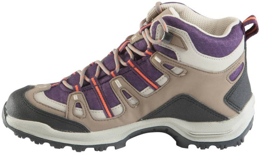 4217dca7f88 Quechua by Decathlon Arpenaz 100 Mid Hiking & Trekking Shoes For Women