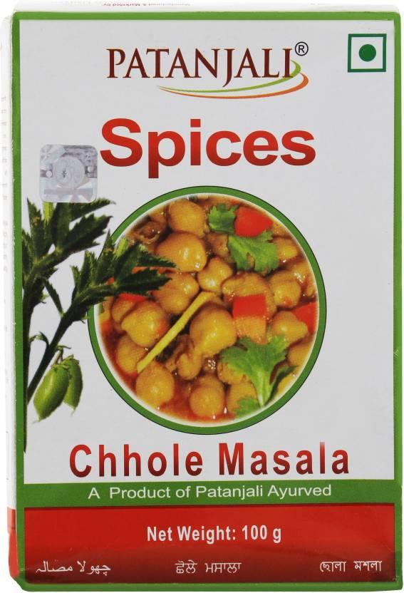b23ab72d18 Patanjali Chhole Masala Price in India - Buy Patanjali Chhole Masala ...