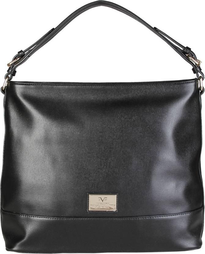7e8fb2a3056 Buy Versace 19.69 Italia Shoulder Bag NERO Online   Best Price in ...