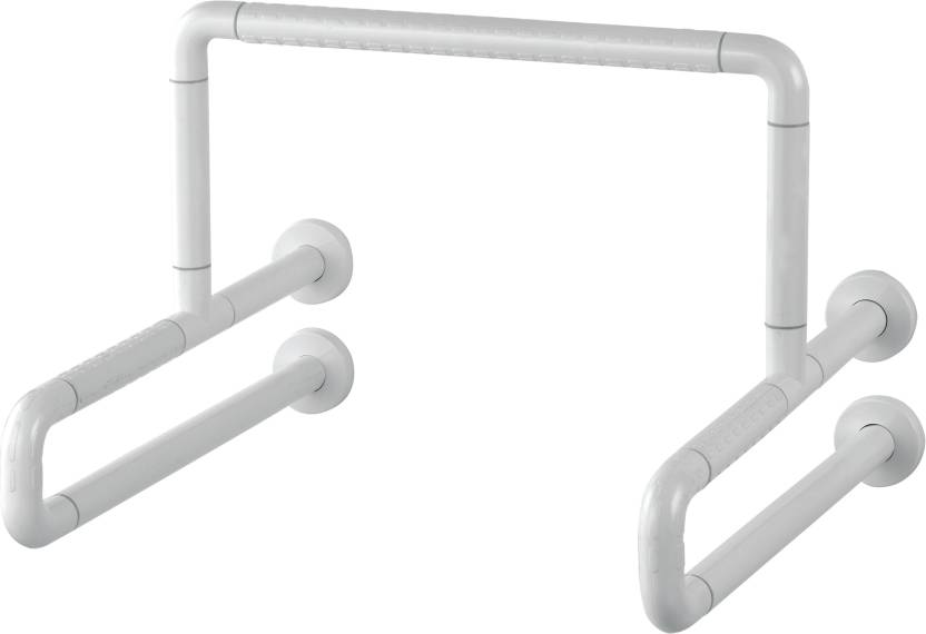 Dolphy Wall Mounted Support Toilet Shower Grab Bar Price In India