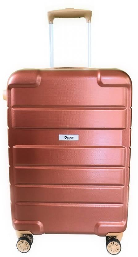 21d54e8b518 VIP TORNADO Check-in Luggage - 26 inch COPPER BROWN - Price in India ...
