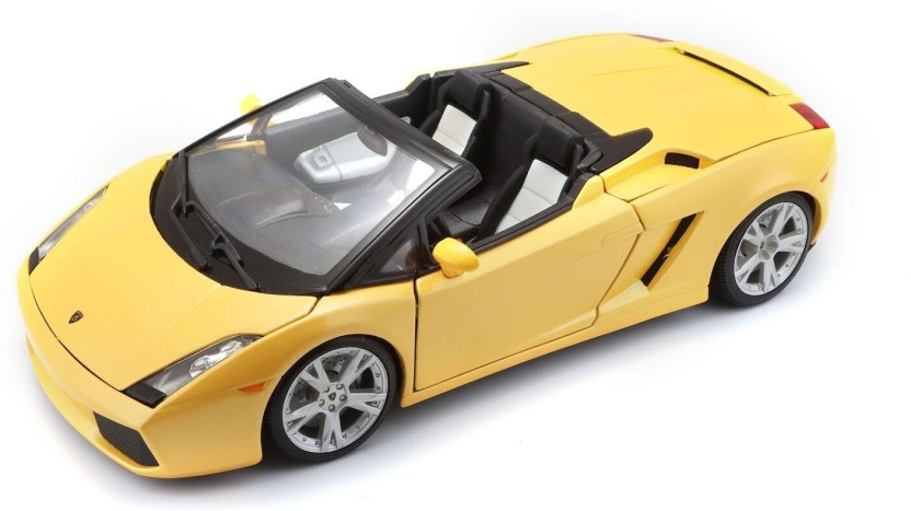 Bburago Lamborghini Gallardo Spyder