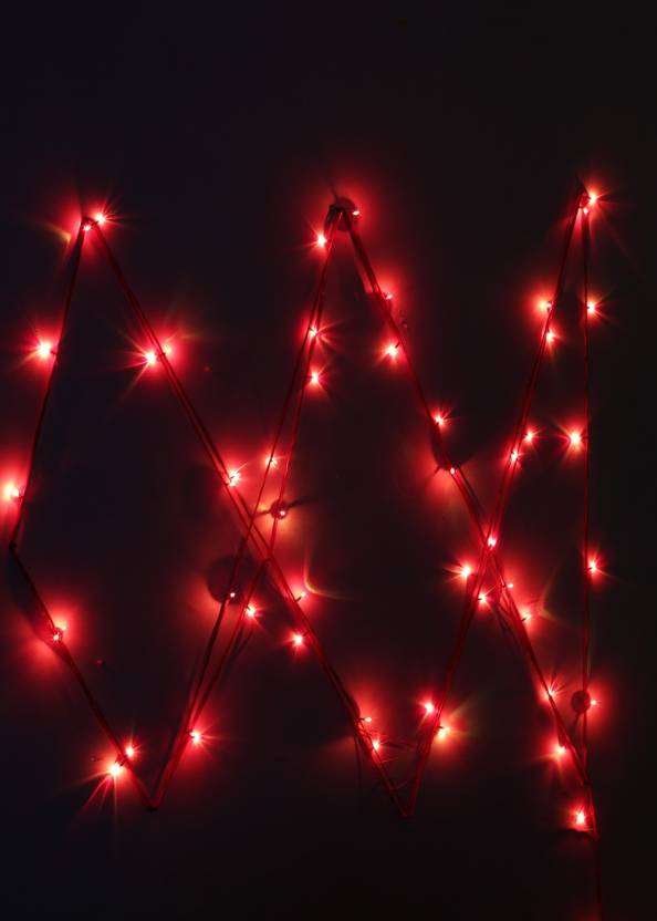 Little India 200 inch Red, Green, Blue Rice Lights