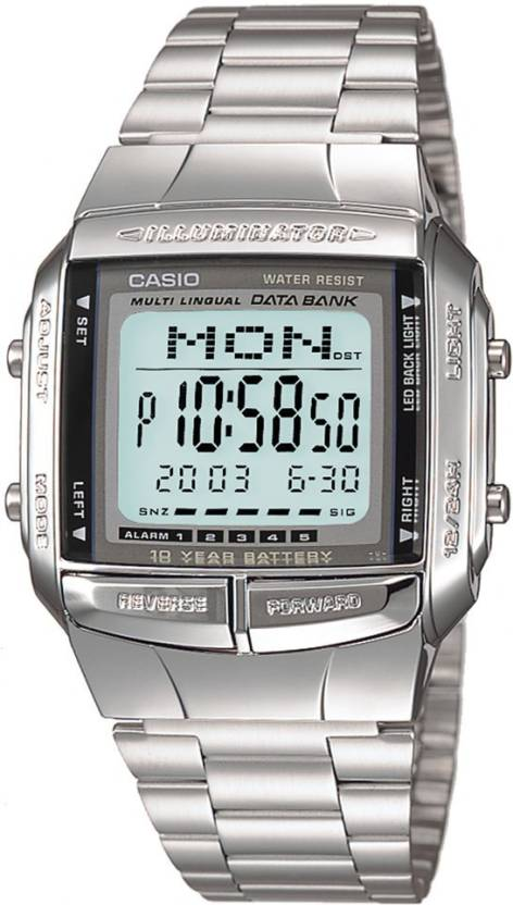 a700aff9b65a Casio DB27 Vintage Series Watch - For Men   Women - Buy Casio DB27 Vintage  Series Watch - For Men   Women DB27 Online at Best Prices in India
