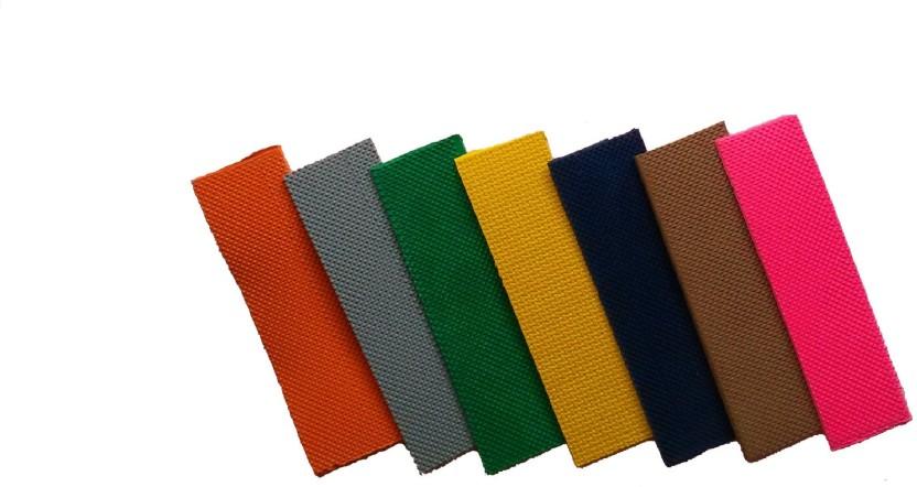 Cricket Bat Rubber Toe Guard Multicolour
