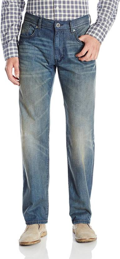 a7270e5f2c4 DKNY jeans Regular Men s Blue Jeans - Buy DKNY jeans Regular Men s Blue  Jeans Online at Best Prices in India