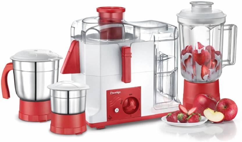 51c18f9b1 Prestige 4118 550 W Juicer Mixer Grinder Price in India - Buy ...