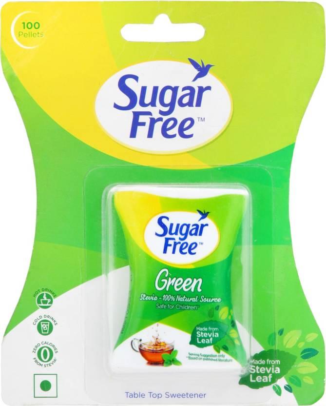 Sugar Free Green Stevia Sweetener