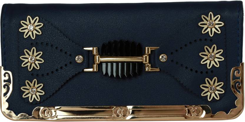 PRIMEMART Formal Blue Clutch PRIME-HBG-001 - Price in India