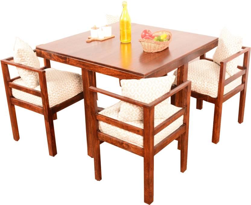 Pleasing Home Edge Bayne 4 Seater Dining Set Home Interior And Landscaping Ologienasavecom
