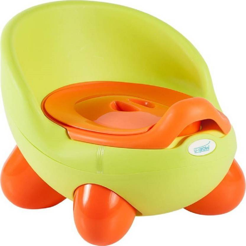 21eede65e57 Chinmay Kids Removable Baby Potty Seat ASSURED Baby Potty chair -  (Multicolor) Potty Seat (YELLOW
