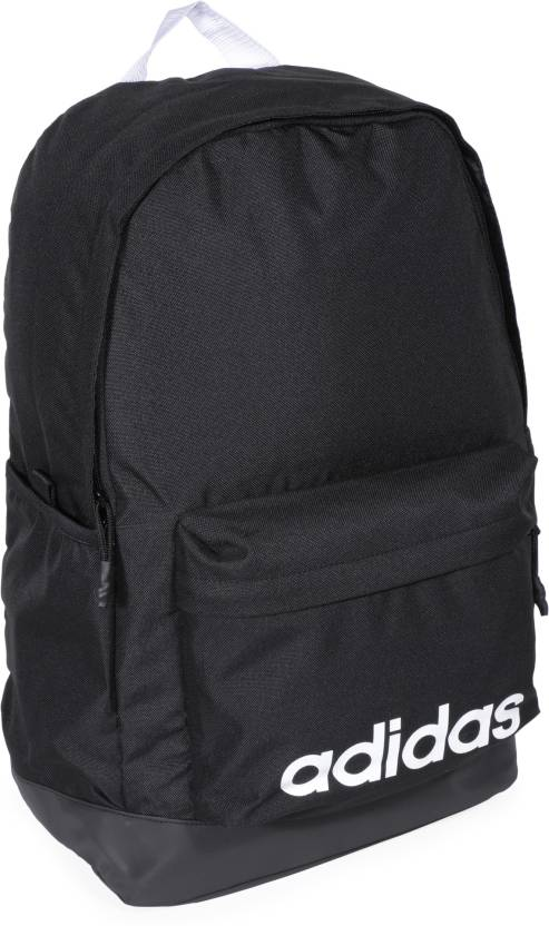 ADIDAS BP DAILY BIG 25 L Backpack BLACK - Price in India  7dcb4db161