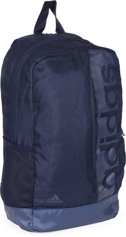 9972308e7c ADIDAS LIN PER BP 25 L Backpack CONAVY CONAVY TRABLU - Price in ...