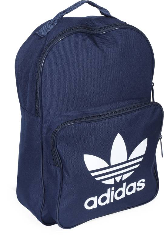 ADIDAS ORIGINALS BP CLAS TREFOIL 25 L Backpack CONAVY - Price in ... 40e69c0e28440