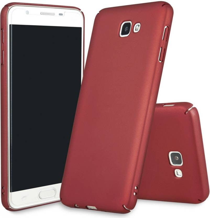 Parallel Universe Back Cover for Samsung Galaxy J7 Prime Maroon