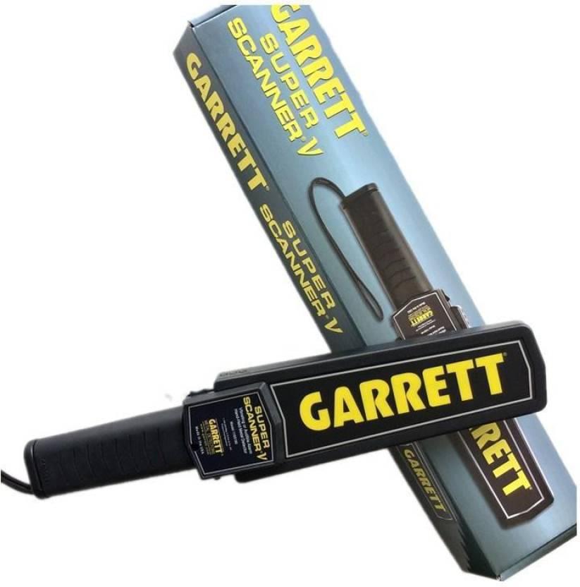 Garrett Super Scanner V Hand-Held Metal Detector Advanced