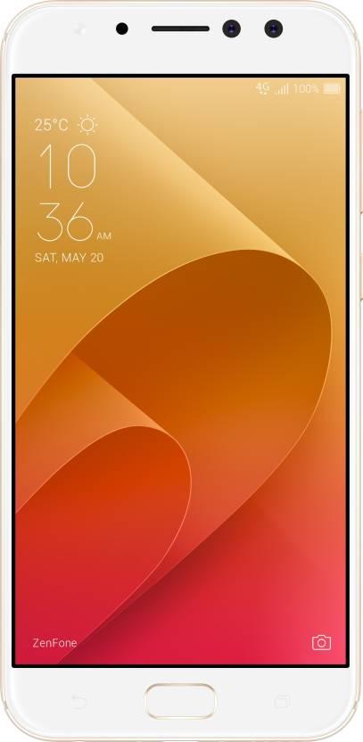 Asus Zenfone 4 Selfie Pro (Gold, 64 GB)