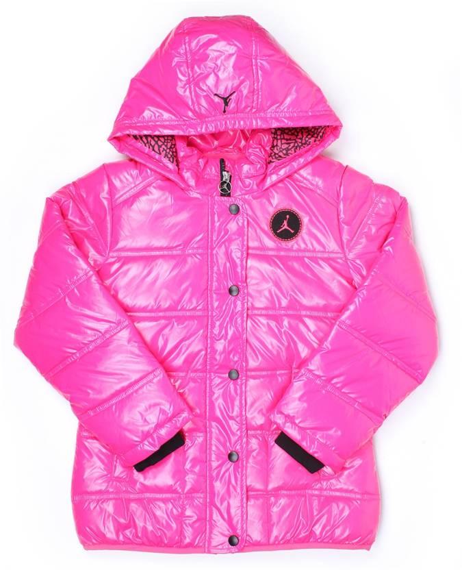 f3e6863744bf4a Jordan Kids Girls Nylon Sweater Top Price in India - Buy Jordan Kids ...