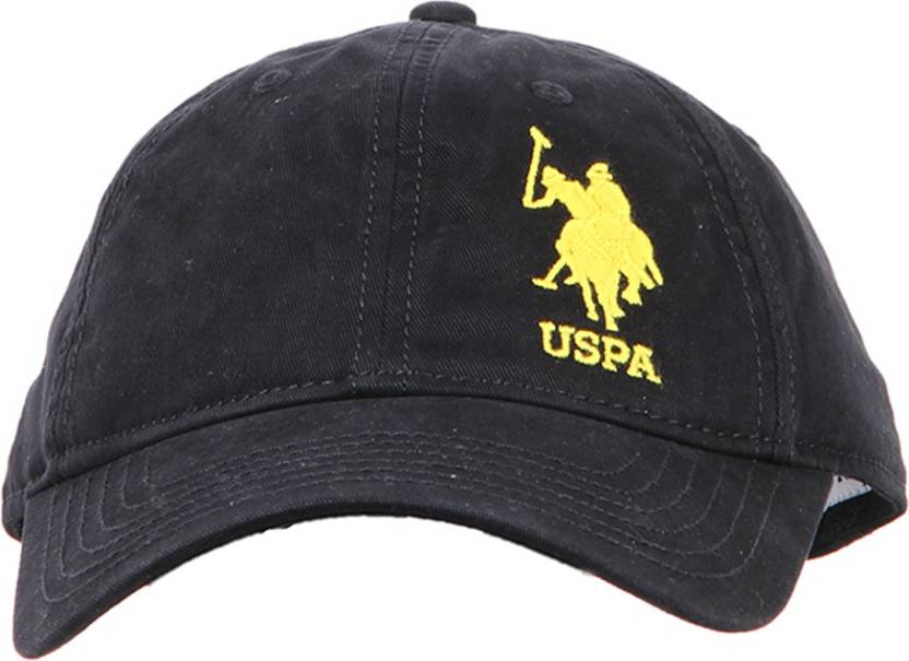 U.S. Polo Assn Solid Round Cap - Buy U.S. Polo Assn Solid Round Cap Online  at Best Prices in India  d79a0f130ed