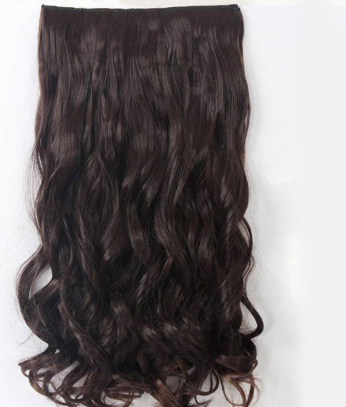 Haveream Clip In Wavy Hair Extension Price In India Buy Haveream