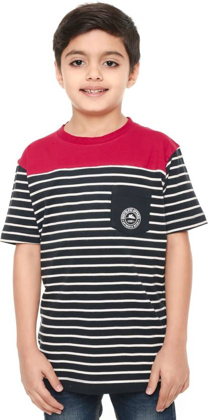 89d76ebfcfb Body Glove Boys Striped Cotton T Shirt Price in India - Buy Body ...