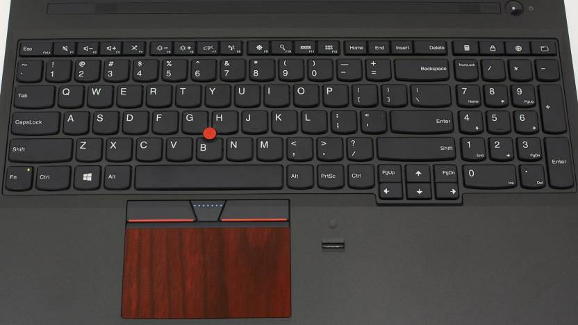 ltpguard Wood pattern#18 Laptop Trackpad Touchpad Cover Skin