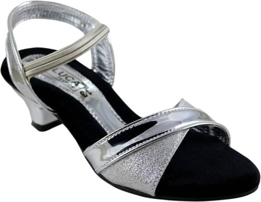 c6cd856c7df Luca Fashion Girls Sling Back Heels Price in India - Buy Luca ...
