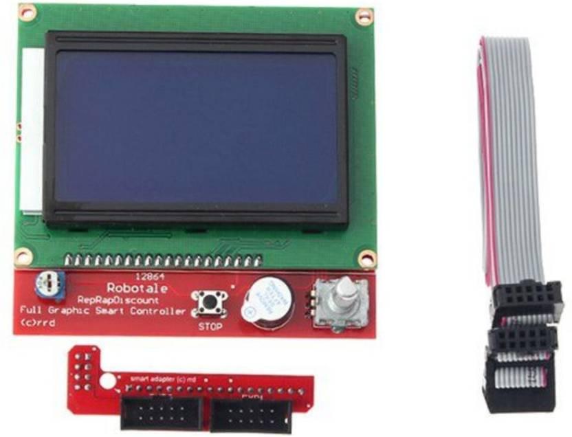 Robodo 3D printer 12864 Smart LCD controller for ramps 1 4 3d