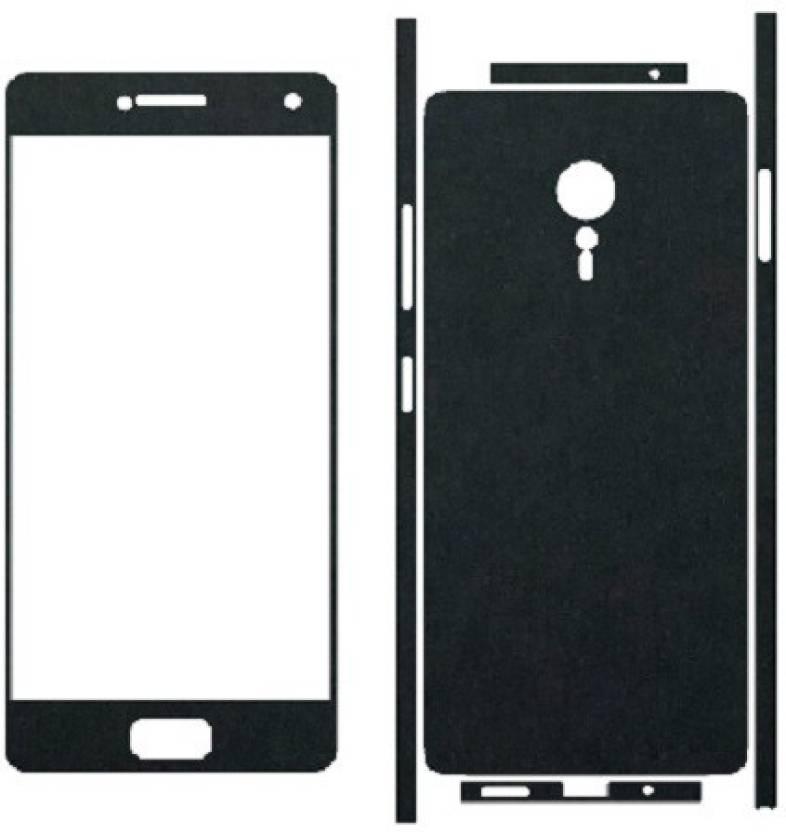 joinkart ZUK Z2 PRO LENOVO Z2 PRO Mobile Skin (Black matte)