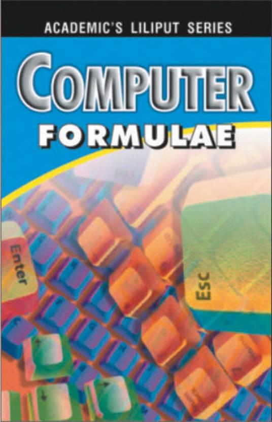 Computer formulae pocket size reference book perfect small gift computer formulae pocket size reference book perfect small gift for students negle Images