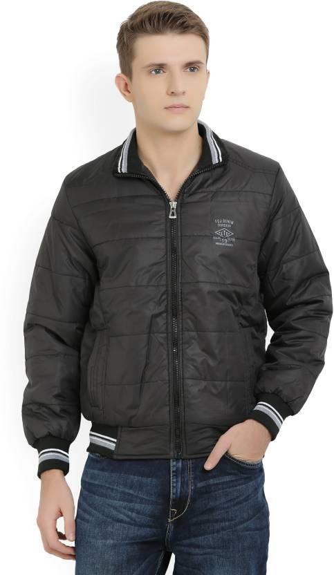 Fort Collins Full Sleeve Solid Men's Jacket