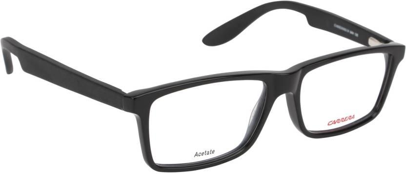 39c5c3a15b Buy Carrera Rectangular Sunglasses Clear For Men   Women Online ...