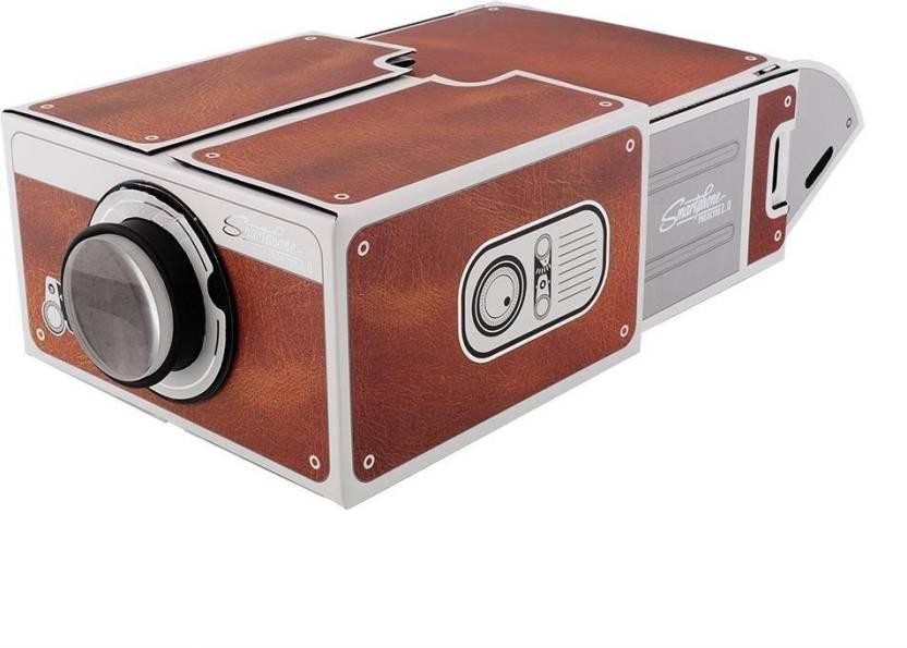 Qawachh Mobile Phone Projector Portable Cinema Mobile Phone