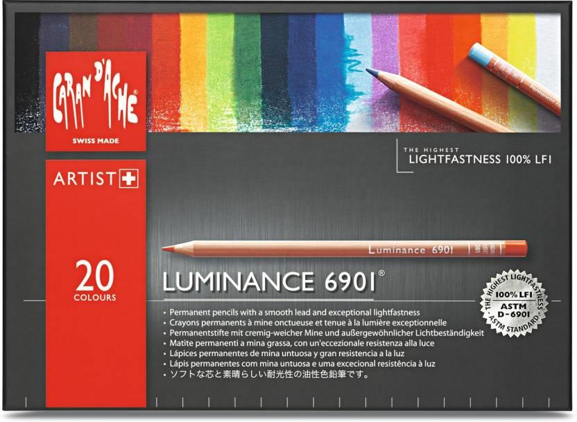 flipkart com caran dache 6901 720 artist luminance round shaped