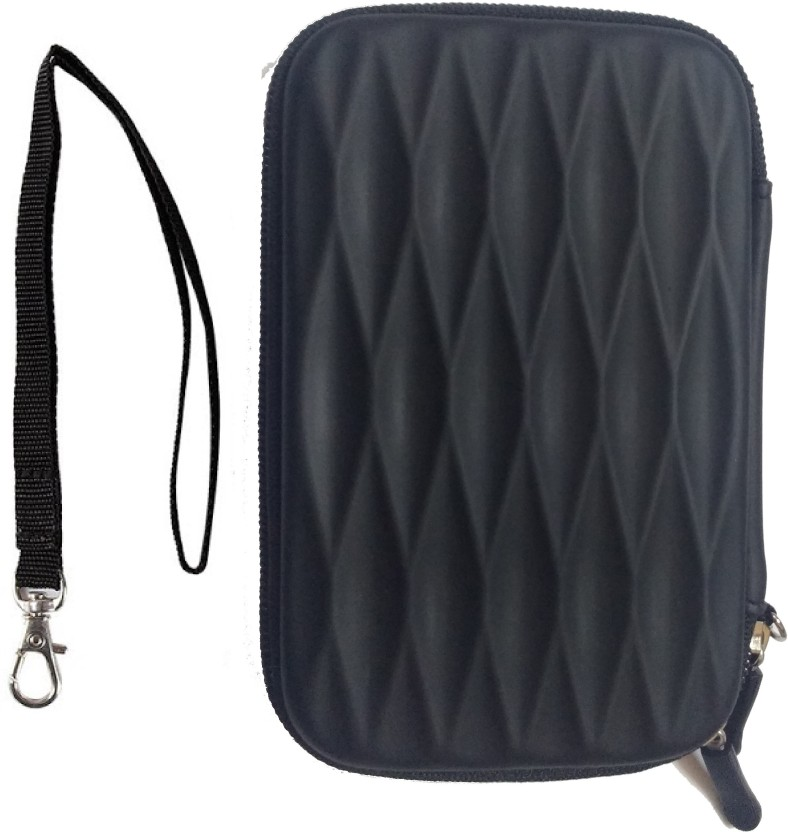 2.5 Inch Digital USB 3.0 External Hard Drive Protective Pouch Bag Case Cover